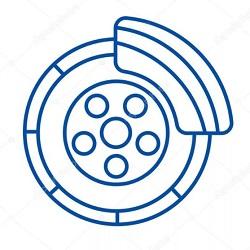 Тормозные колодки и диски