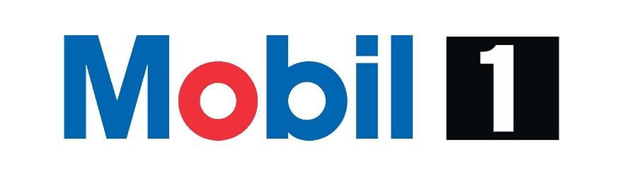 Mobil 1 логотип