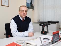 Сергей Макаренко, генеральный директор компании «Вюрт – Русь», рассказывает о немецком холдинге Wurth