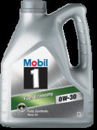 Mobil1 0W-30 FUEL ECONOMY