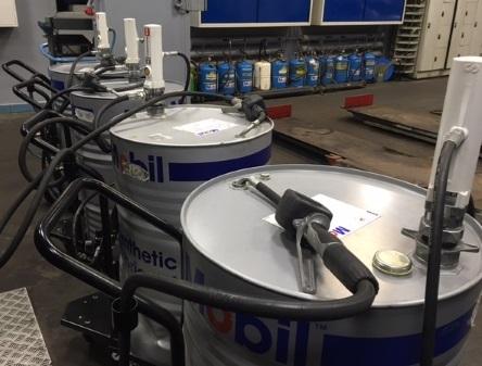 Моторное масло в розлив из бочки
