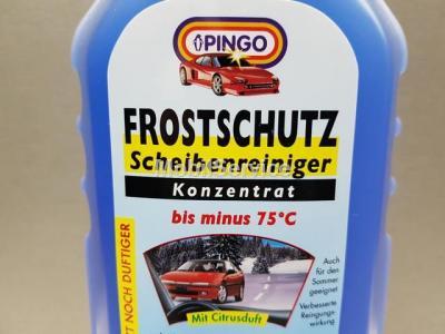 Жидкость незамерзающая омывателя стекла PINGO -75C