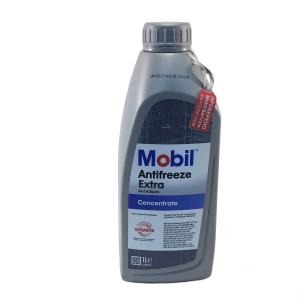 Антифриз MOBIL EXTRA зеленый синий 1л