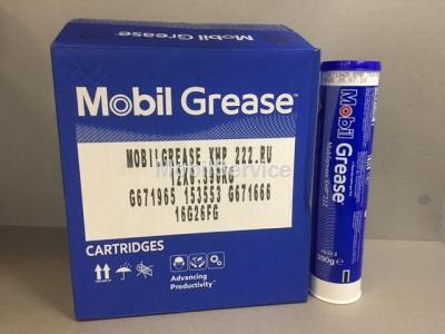 Смазка консистентная Mobilgrease 0.39кг XHP222 153553
