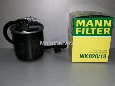 Топливный фильтр (WK820/18 A6510902952)