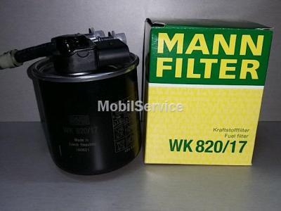 Фильтр топливный WK820/17 (A6510902852)