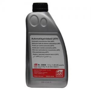 Масло для АКПП ATF III 1л FEBI 22806 Mercedes A001989210310