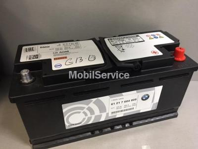 Аккумулятор BMW AGM 105Ah 950A 61217604808
