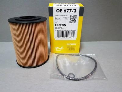 Фильтр масл.MERCEDES W211/W221 2006-2008 (OE677/3 A6291800109)