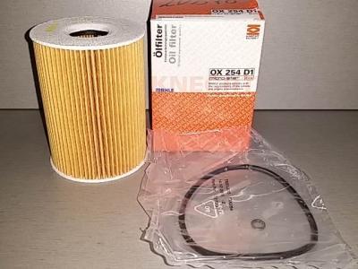 Фильтр масл.MERCEDES W221,W164,X164 420CDI 2006=> (OX254D1 A6291800109)