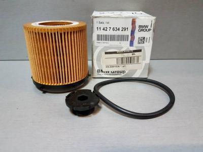 Фильтр масляный BMW 11427634291