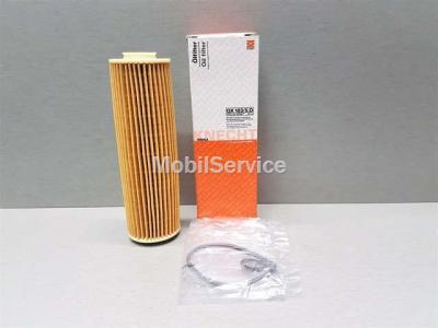 Фильтр масляный KNECHT OX183/5D Mercedes A2711800509