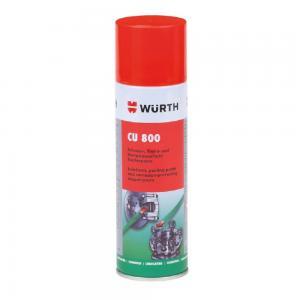 Смазка медная CU800 WURTH 0893800 300мл