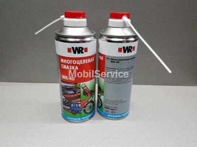 Многоцелевая смазка WURTH WR-40 5997533890