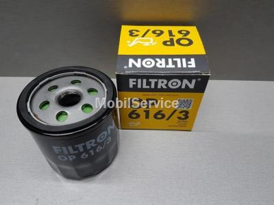Фильтр масляный FILTRON OP616/3 WV 04E115561H