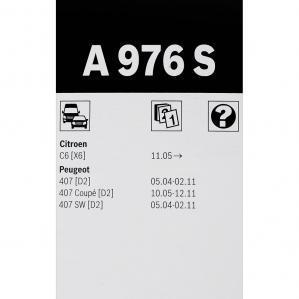 Купить щетки стеклоочистителя A976S