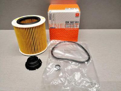 Фильтр масляный  OX387D1 BMW 11427640862
