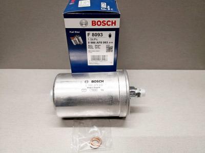 Фильтр топливный Bosch 0986AF8093 Mercedes A0024774401