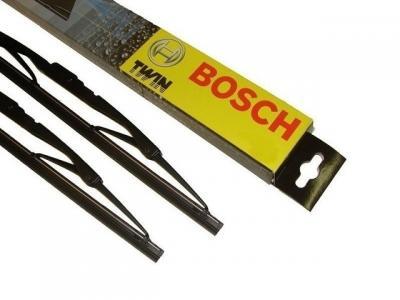 Щетки стеклоочистителя 3397118610 Bosch Twin 400