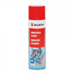 очиститель индустриальный WURTH 0893140 500мл