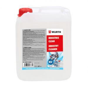Очиститель индустриальный WURTH 089314005 5л