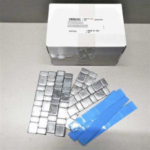 Груз балансировочный самоклеющийся серебристый цвет WURTH 083014424 60г