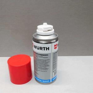 Освежитель кондиционеров дезодорирующий и дезинфицирующий WURTH 150мл 089376455