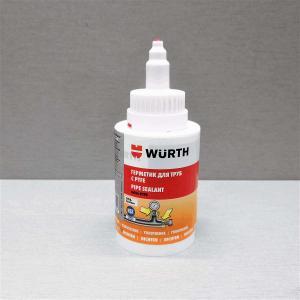 Герметик для трубной резьбы PTFE WURTH 50г 0893511050