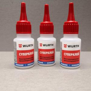 Суперклей моментальный Standart .Цианакрилатный конструкционный суперклей для универсального применения.