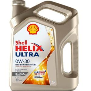 Купить моторное масло SHELL Helix Ultra ECT C2/C3 0W-30