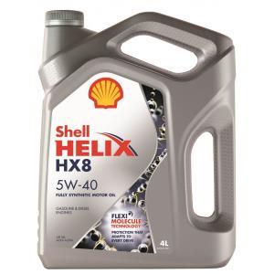 Моторне масло Shell Helix HX8 Syn 5W-40 4л купить в магазине в САО Дмитровская