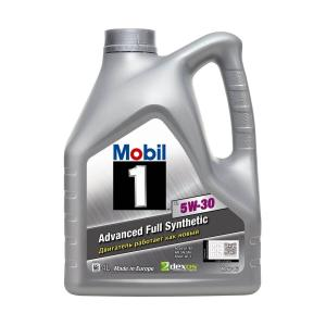 Моторное масло MOBIL 1 X1 5W-30 4 л