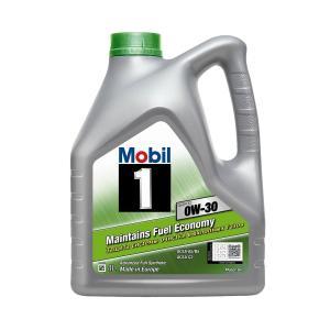 Моторное масло MOBIL 1 ESP LV 0W-30 4л для VOLVO FORD