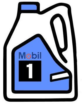 Mobil 1 FS x1 5W-40 для авто с пробегом