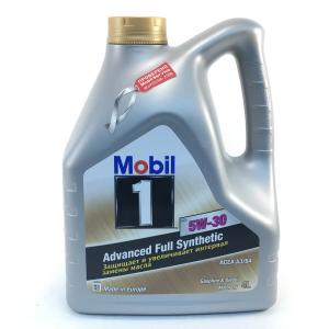 Моторное масло MOBIL 1 FS 5W-30 4л