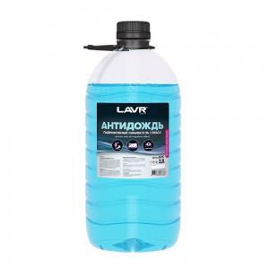 Антидождь гидрофобный омыватель стекол, 3.8 л LAVR Ln1616