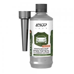 Комплексный очиститель топливной системы, присадка в бензин LAVR Ln2123