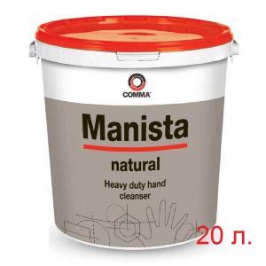 Паста для рук очищающая COMMA MANISTA