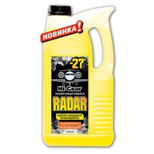 Незамерзающая жидкость Hi-Gear RADAR HG5688 -27C 4л