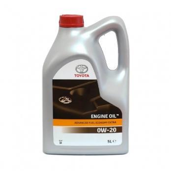 Оригинальное моторное масло TOYOTA AFE 0W-20