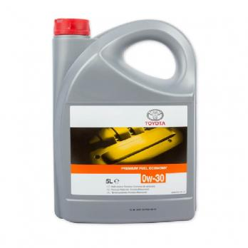 Оригинальное масло TOYOTA 0W-30 Premium Fuel Economy