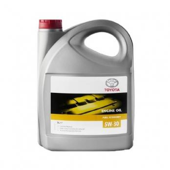 Оригинальное моторное масло TOYOTA Fuel Economy 5W-30
