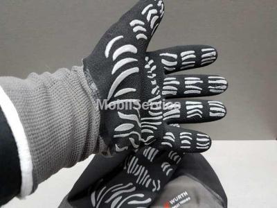 Перчатки утепленные WURTH WNTR TIGERFLEX THERMO 0899404028 P-8