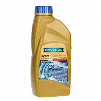 Масло RAVENOL Transfer Fluid TF-0870 (DTF-1) 1л