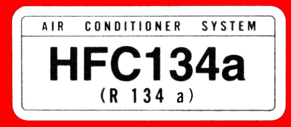 HFC134A
