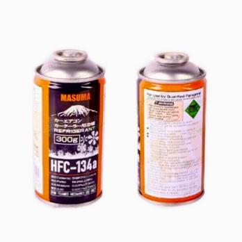 Фреон для дозаправки MASUMA HFC-R134a 300 г