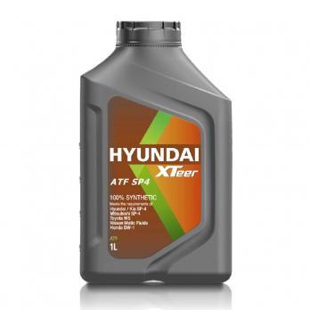 Масло трансмиссионное Xteer ATF SP4 Hyundai/Kia SP-4 Mitsubishi SP-4 / Toyota WS Nissan Matic Fluids