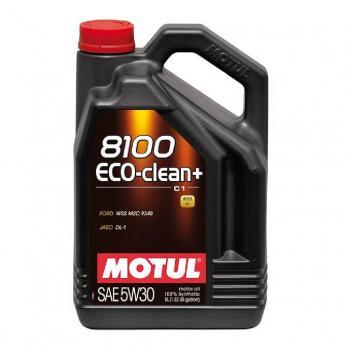MOTUL 8100 ECO-clean Plus 5W-30