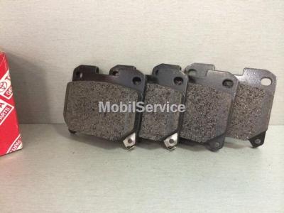 Колодки тормозные дисковые 04466-14040