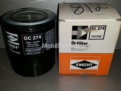 Фильтр масляный OC274